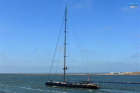 yacht ngoni royal huisman launch sailing yacht ngoni photo credit jan