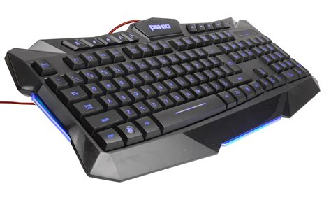 laptop with light up keyboard plixio led backlit light up wired usb gaming color