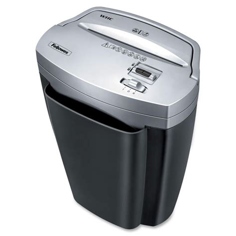 paper shreader fellowes w11c powershred cross cut shredder 3103201