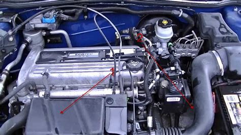 car engine manuals 2002 chevrolet cavalier head up display chevrolet why is oil filling up in my air intake system motor vehicle maintenance repair