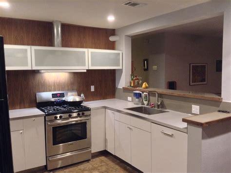 My Ikea Kitchen Install (floor, paneling, countertops