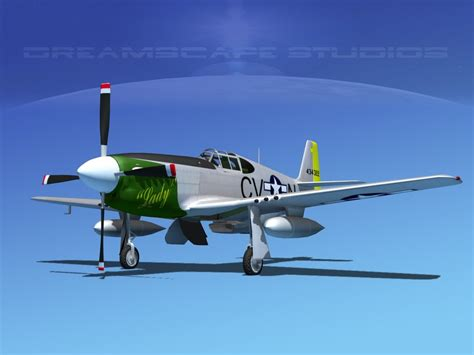 P 51 Mustang Autocad by P 51b Mustang P 51 American Dwg