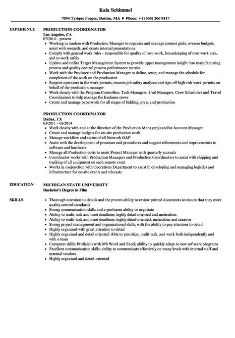 Marketing Event Coordinator Cover Letter Planner