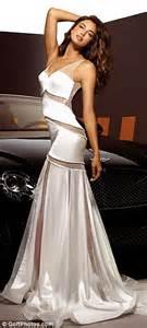 Irina shayk models wedding dresses as rumour has it cristiano ronaldo