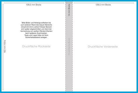 Indesign Cd Vorlage Dateivorgaben