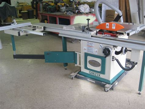 Grizzly Sliding Table Saw by Grizzly Sliding Table Saw Model G0623x W Original Manual On Popscreen