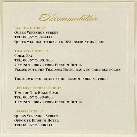 wedding invitations additional information exles aditional inserts polina perri