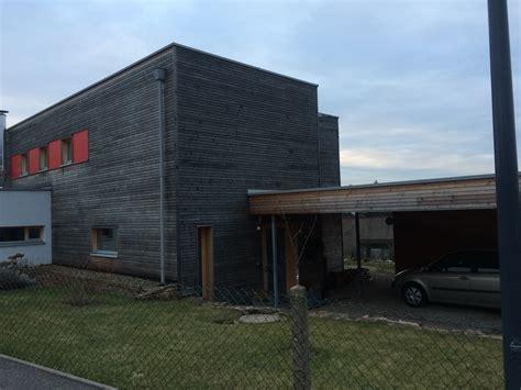 Bardage Bois Qui Ne Grise Pas by L Entretien D Une Maison 224 Ossature Bois Abt Construction