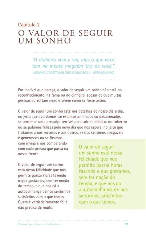 manual para soar 8494151347 manual para jovens sonhadores empreendedorismo