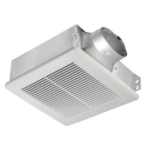 delta breez slim 80 cfm ceiling or wall exhaust fan slm80