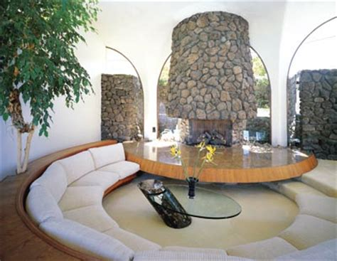 Circular Living Room Design by Decor And Style Magazine Home Of The Year
