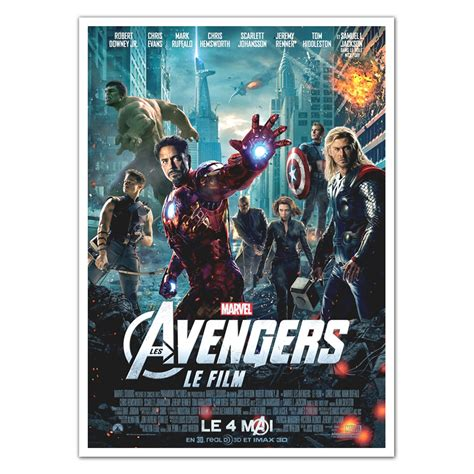 Buy The Avengers Wall Poster   Posterduniya.com