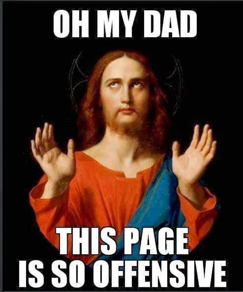 Offensive Jesus Memes - jesus christ omg meme laughs pinterest funny meme