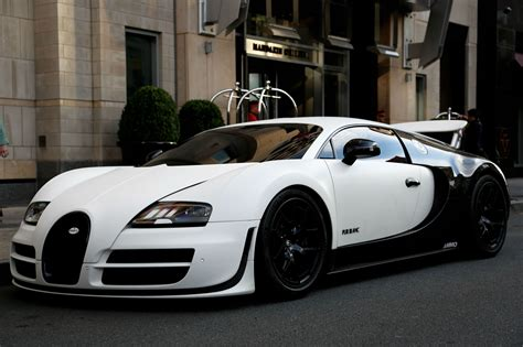 modified bugatti 1 1 bugatti veyron super sport pur blance cars