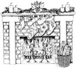 free christmas coloring page family