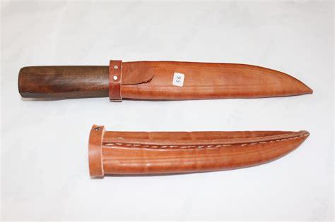 Pisau Herder German jual pisau cap garpu ukuran 5 quot bulat sarung
