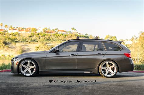 bmw 328d wagon 2016 bmw 328d m sports wagon fitted with bd 21 in silver w