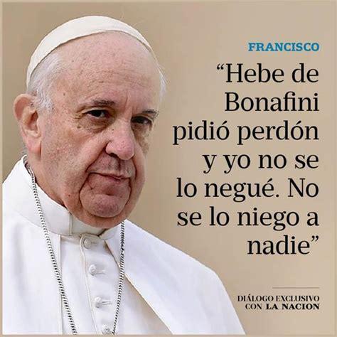 hebe de bonafini la nacion im 225 genes con frases del papa francisco sobre fe paz