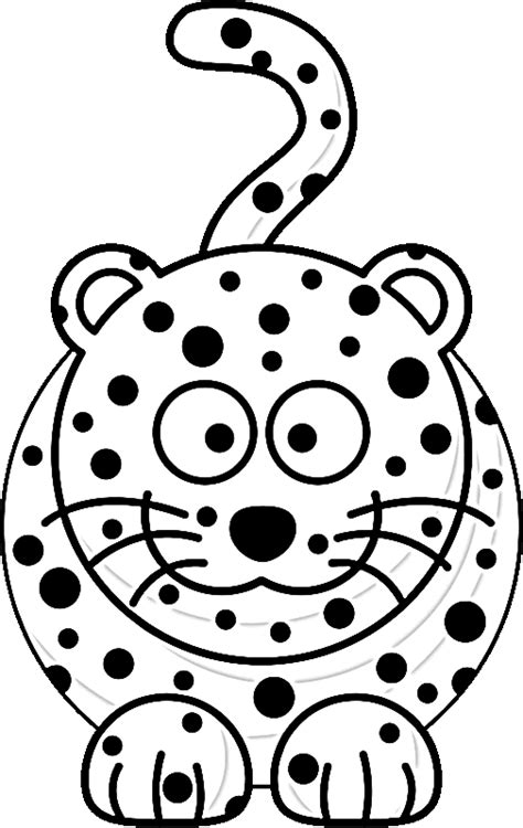 cheetah face coloring page leopard face coloring page