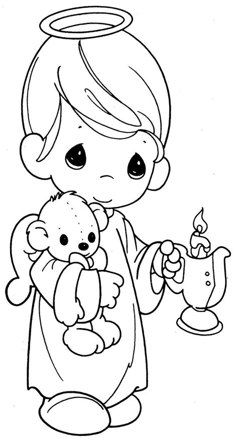 imagenes de navidad para dibujar en tela quiet book boy angel take away candle and put a sign