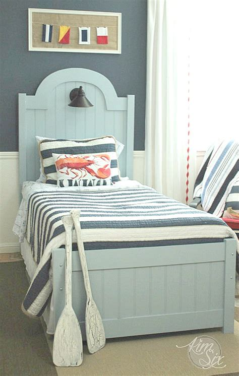 beadboard headboard diy inspire me monday sand and sisal