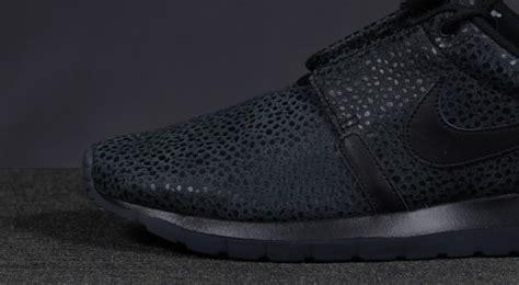 Nike Rosherun 23 nike rosherun nm safari quot all black quot air 23 air