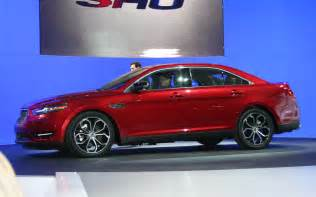2013 ford taurus sho photo 1