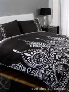 Black Duvet Cover Luxury Black White Duvet Covers On Sale Bedding Sets Uk
