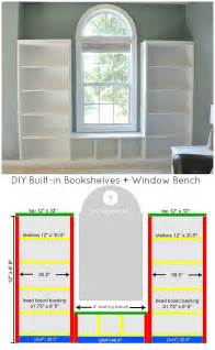 window bench seat plans diy built in bookshelves window seat sand and sisal