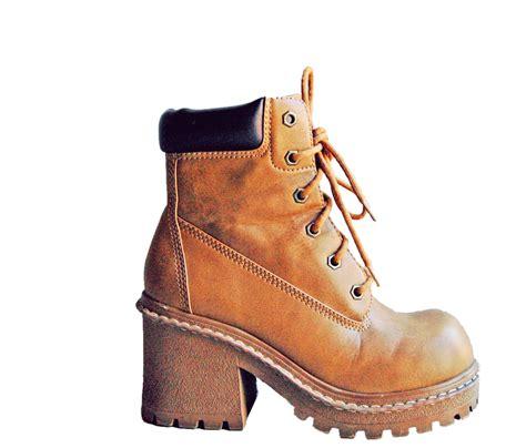 vegan hiking boots 90s hiking platform boots vegan leather lace up combat