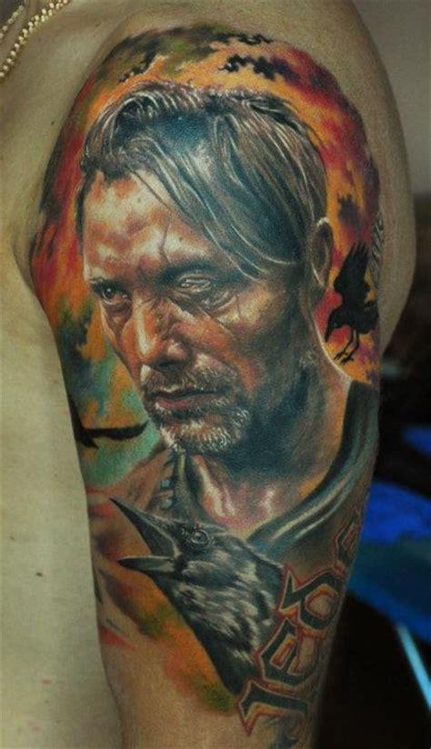 valhalla tattoos by den yakovlev valhalla rising