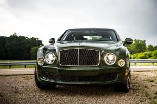 Bentley Mulsanne 2016 Bentley Mulsanne Speed Review