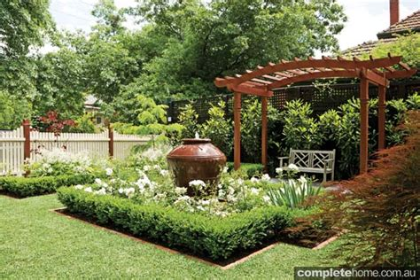 Backyard Designs For Small Yards 10 Front Garden Design Tips Completehome