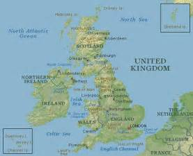 maps of england britain and the uk