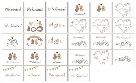 Hochzeit Sticker Zum Ausdrucken neue printables hochzeits einladungen zum ausdrucken