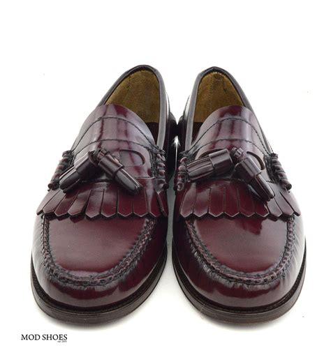 mens oxblood tassel loafers mod shoes oxblood burgundy duke tassel loafer 12 mod shoes