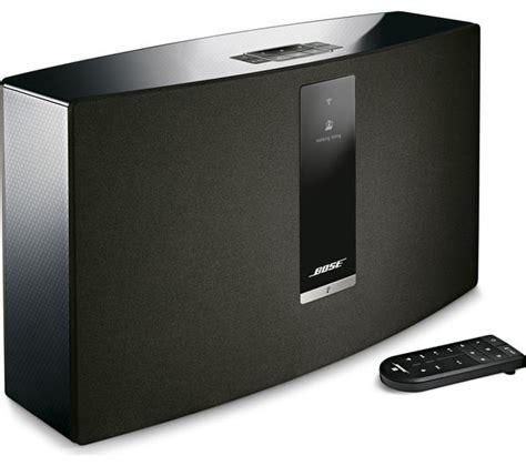 wireless multi room audio buy bose soundtouch 30 iii wireless smart sound multi room speaker free delivery currys
