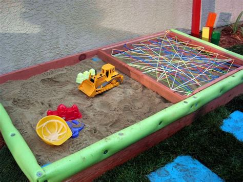 Sandbox Ideas Backyard 121 Best Images About Pool Noodle Repurposed On Pinterest Pool Noodle Crafts Marbles And Pools
