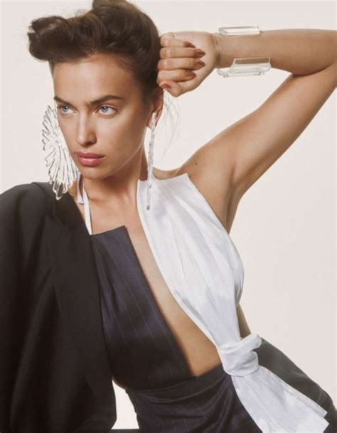 irina brook interview irina shayk for interview germany magazine glamgalz