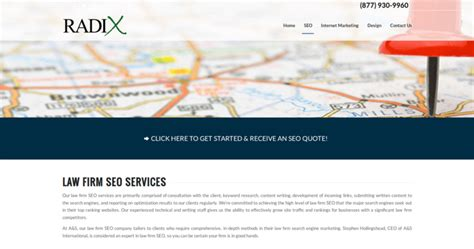 Seo Companys 5 by Radix Firm Seo Best Firm Seo Companies 10 Best Seo