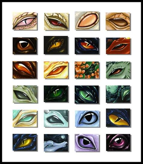 printable dragon eyes eye of the scarlett hatchling by elaina wagner from