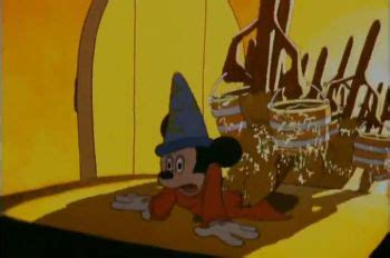 sorcerer s apprentice fantasia song quot sorcerer s apprentice quot plot tv tropes