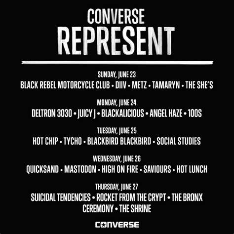 Slims Sf Calendar Converse Represent San Francisco Concert Series Slim S