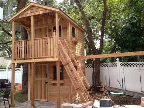 swing sets with troline attached best 25 shed playhouse ideas on pinterest lady shed
