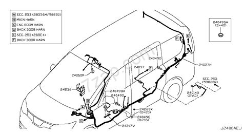 nissan serena wiring diagram wiring diagram schemes