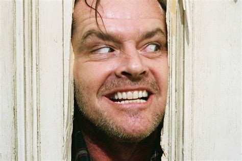 The Shining here s johnny the shining will return to theaters just
