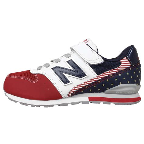 usa running shoes new balance kv996sry w american flag usa