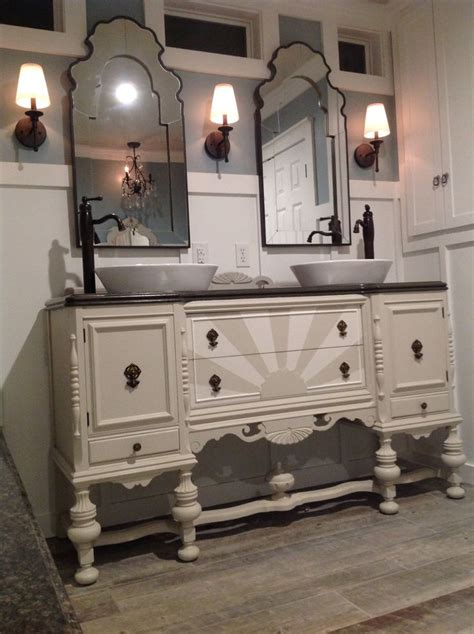 Antique Dresser Bathroom Vanity 1000 Ideas About Antique Bathroom Vanities On Bathroom Vanities Vanities And Oak