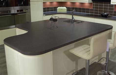 White Corian Kitchen Countertops Bespoke Works Service Maia