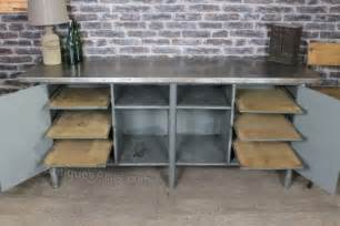 industrial sideboard with vintage metal antiques atlas industrial metal sideboard vintage cabinet